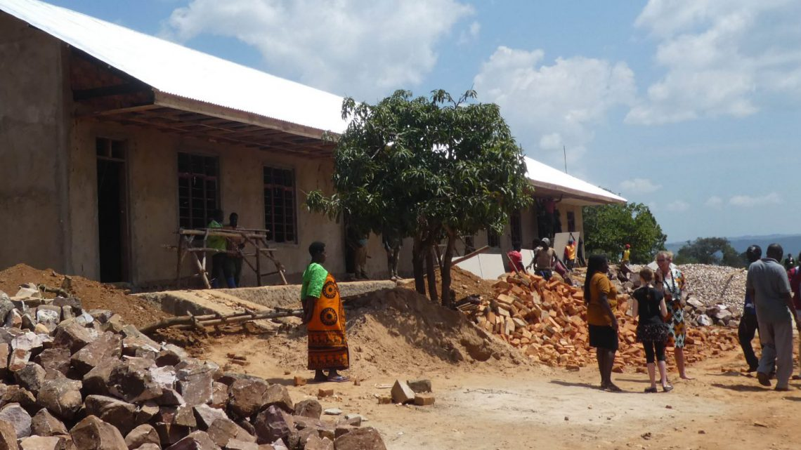 New classrooms for Karama Primary School in Tanzania