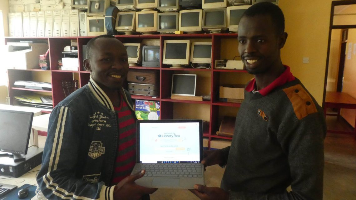LEA Ministry to adopt the Digital Library from Next Generation Africa