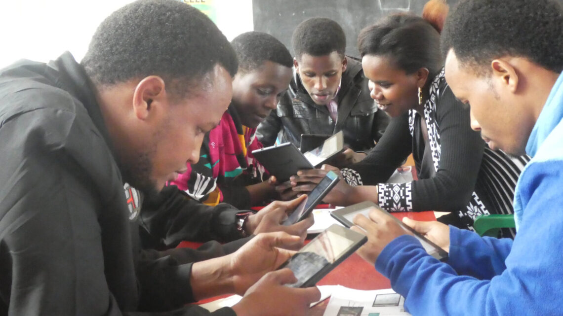 Teacher Training for digital E-Learning at LEA Ministry