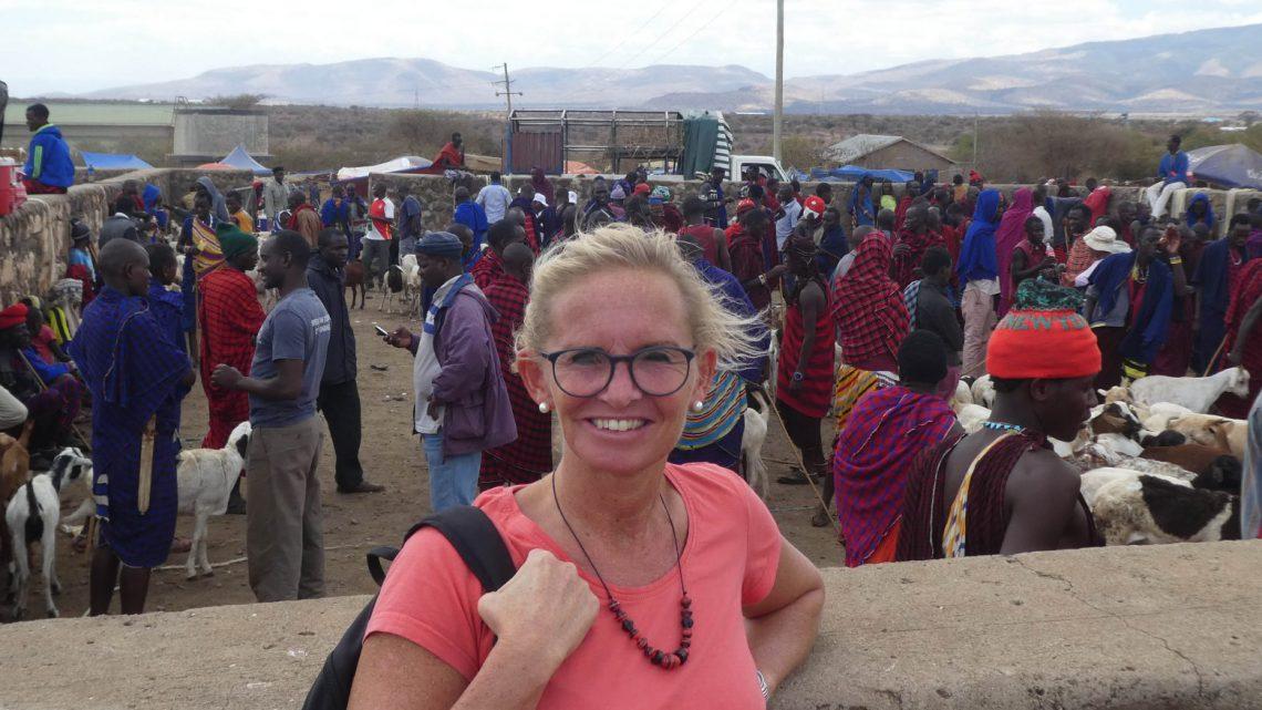 The faszination of Massai Land